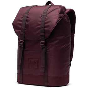 Herschel Retreat Light Mochila 19,5l, plum